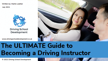 The Ultimate Guide To Becoming A Driving Instructor